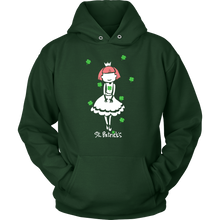 St Patricks Day Irish Princess Hoodie
