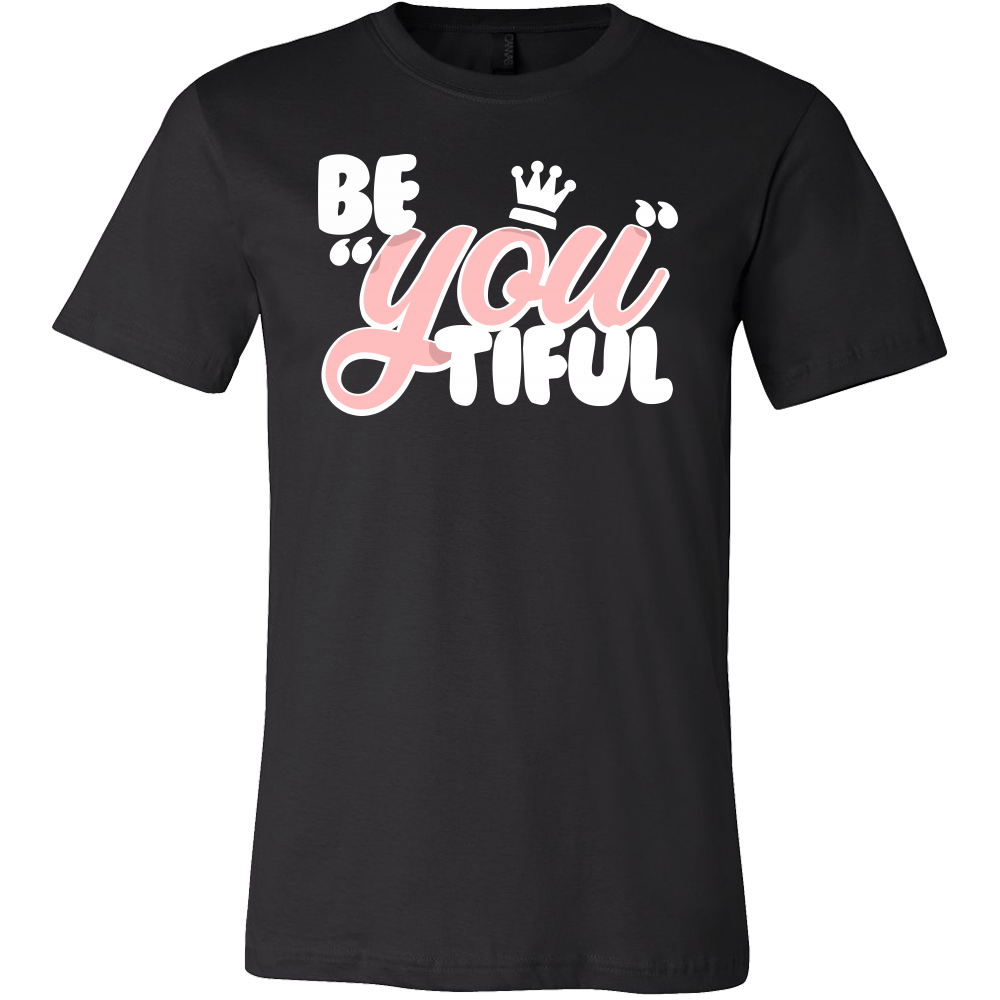 Be Beautiful Inspirational Motivational Tee shirt