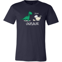 Dinosaur and Unicorn Unisaur Animal Love Dinos T-shirt