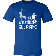 Christmas Sledding Athletes Sports Lovers Team T Shirt