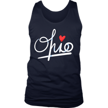 State of Ohio, Love Ohio U.S.A Souvenir Travel Tank