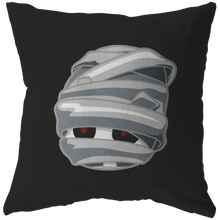 Happy Halloween Night Mummy Costume Pillow