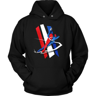 Winter Sports Skiing Sport Winter Season Hoodie