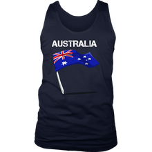 AUSTRALIA Tank Australian National Popular Flag Men's Tank