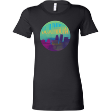 Bujumbura Skyline Horizon Sunset Love Burundi Bella Shirt