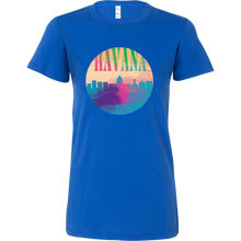 Havana Skyline Horizon Sunset Love Cuba Bella Shirt
