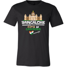 Bangalore The City of Gardens Love India Country Shirt