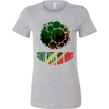 Saint Kitts and Nevis Skyline Horizon Sunset Country Bella Shirt