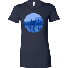 Porto Novo Skyline Horizon Sunset Capital of Benin Bella Shirt