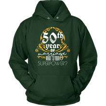 Anniversary Gift 50th, 50 Years Of Marriage, Couples Hoodie