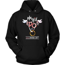 15th Wedding Anniversary We Still Do Gift Hoodie
