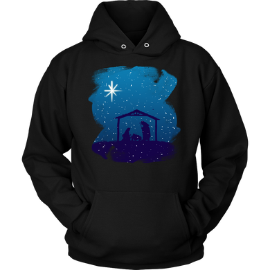 Nativity Play Christmas Costume Hoodie Gift