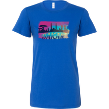 Dakar Skyline Horizon Sunset Love Senegal Bella Shirt