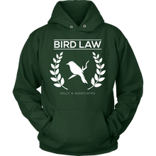 Bird Law Cute Birdy Lawyer Association Hoodie