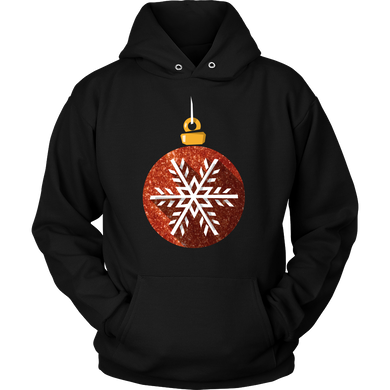 Snowflake Christmas Merry Xmas Winter Season Hoodie
