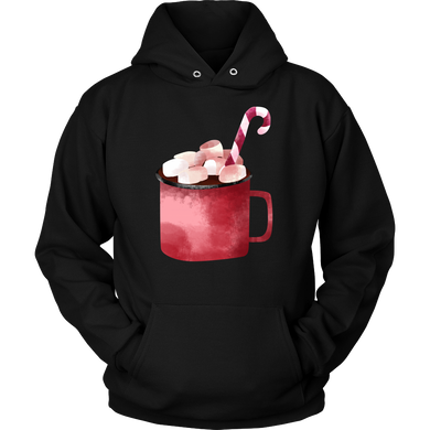 Hot Chocolate Christmas Costume Hoodie Gift