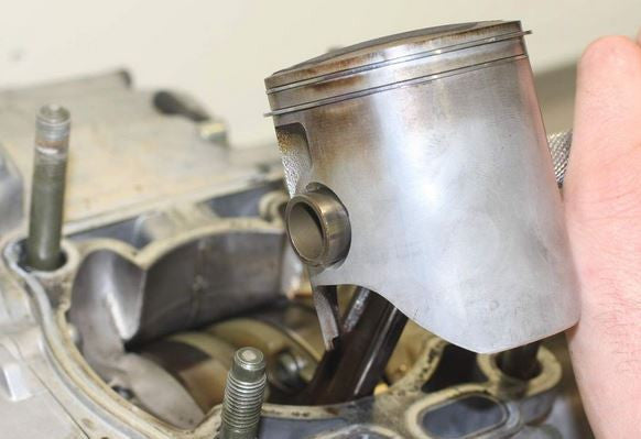 Why do You Change Piston & Rings Often on a Motocross, Dirt Bike?