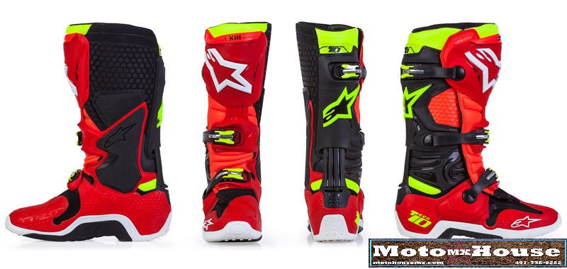 No One Can Beat This Boot - Alpinestars Tech-10 Boots Torch LE