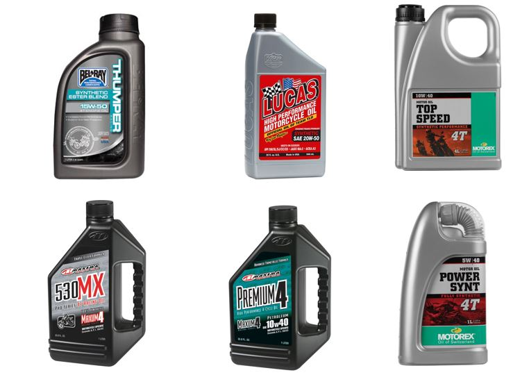 What You Need to Know About 4-Stroke Motocross Motor Oil