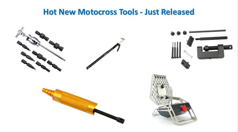Hot New Motocross Tools - Just Released