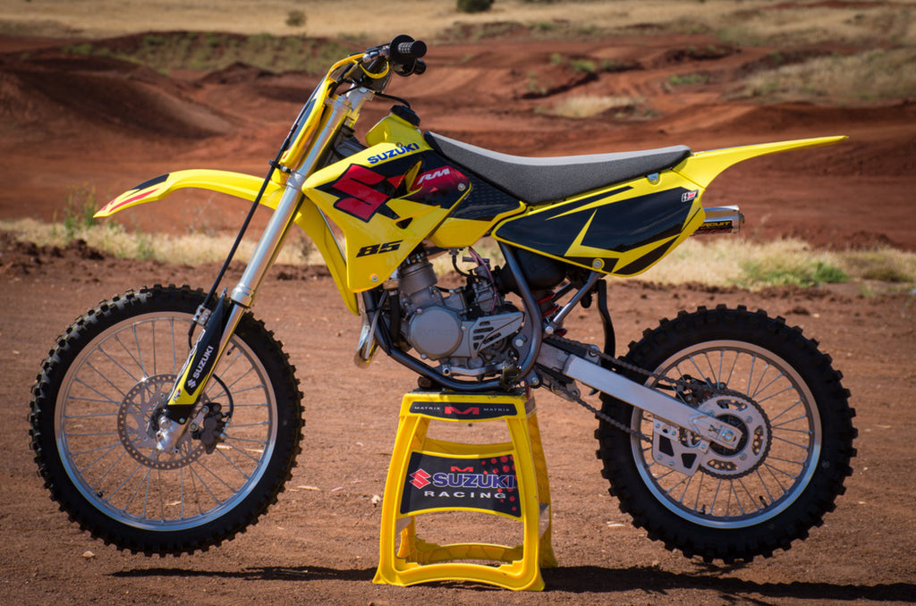 Top 5 ways to make the Suzuki RM85 a Top Performance Motocross Bike | Moto-House MX