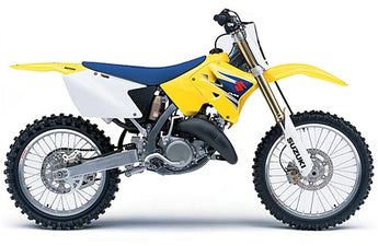 Suzuki RM125 Performance Upgrades Engine Mods and Accessories | Moto-House MX