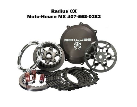 rekluse clutch ftr Florida trail riders radius cx