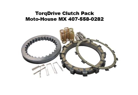 rekluse clutch ftr Florida trail riders torqdrive clutch pack