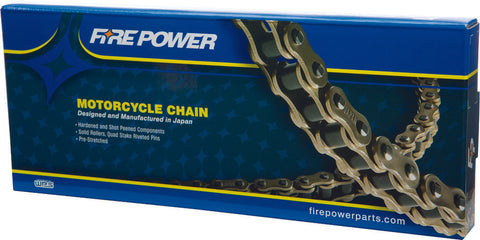 Fire Power Standard Chain 420 x 130 Natural Finish