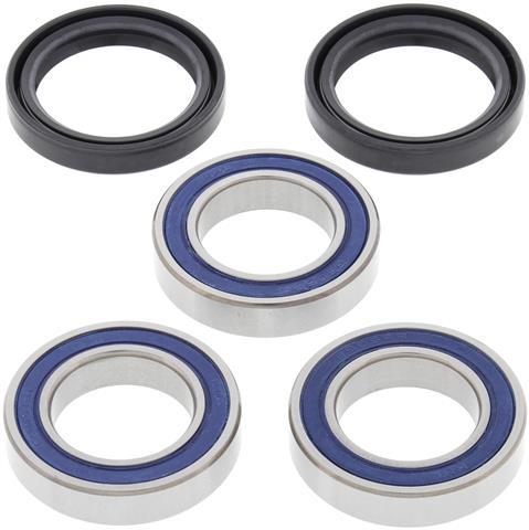 All Balls Racing Front Wheel Bearings Kit Kawasaki KX250 03-07 | Moto-House MX