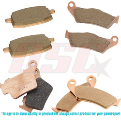 Motocross Replacement Front Brake Pads For Suzuki RM85 2002-2004