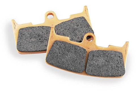 EBC DOUBLE-H SINTERED BRAKE PADS REAR 06-12 TRIUMPH AMERICA
