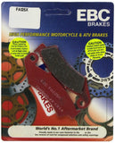 EBC Brakes FA125X Disc Brake Pad Set