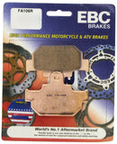 EBC Brakes FA106R Disc Brake Pad Set