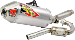 Pro Circuit T-6 Performance Stainless Full System Exhaust Honda CRF150R | Moto-House MX