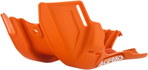 ACERBIS Skid Plate Orange KTM 85 SX 13-17 2630545226