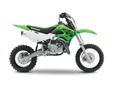 Moose Racing Dual-Stage Performance Air Filter Kawasaki KX65 00-17 | Moto-House MX