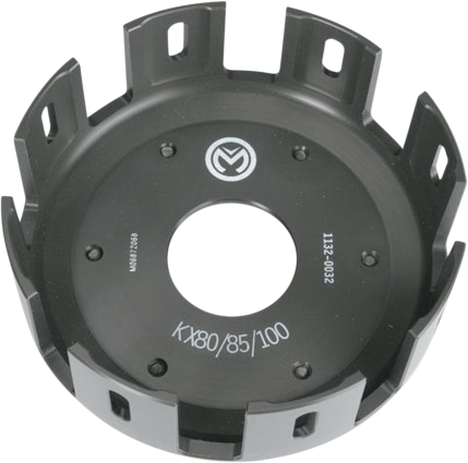 Moose Billet Clutch Baskets Kawasaki KX100/KX85 1132-0032 | Moto-House MX