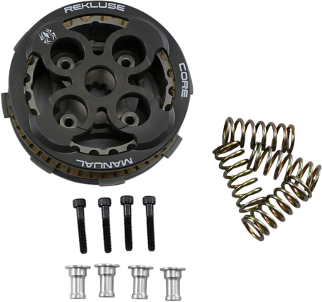 REKLUSE Core Manual Clutch Kit Kawasaki KX100 RMS-7042 | Moto-House MX