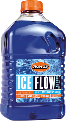 Ice Flow from Twin air Coolant | Moto-House MX