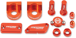 Moose Racing KTM 65 SX Bling Packs Blue CNC-Machined
