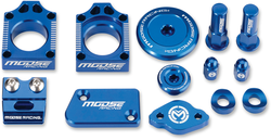 Moose Racing Yamaha YZ250F 09-13 Bling Packs Blue CNC-Machined 1231-0906