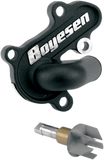 Boyesen Factory Racing SuperCooler Water Pump Cover & Impeller Suzuki RM85 Black | Moto-House MX