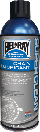 Bel-Ray Super Clean Off-Road Motocross Motorcycle Chain Lube | Moto-House MX
