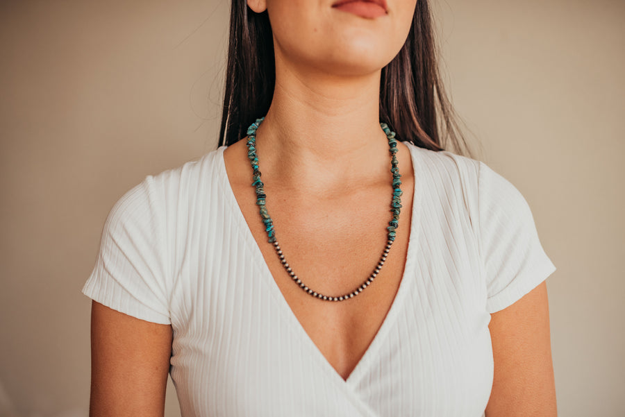 The Niesha Necklace