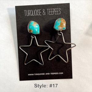 The Starstruck Earrings
