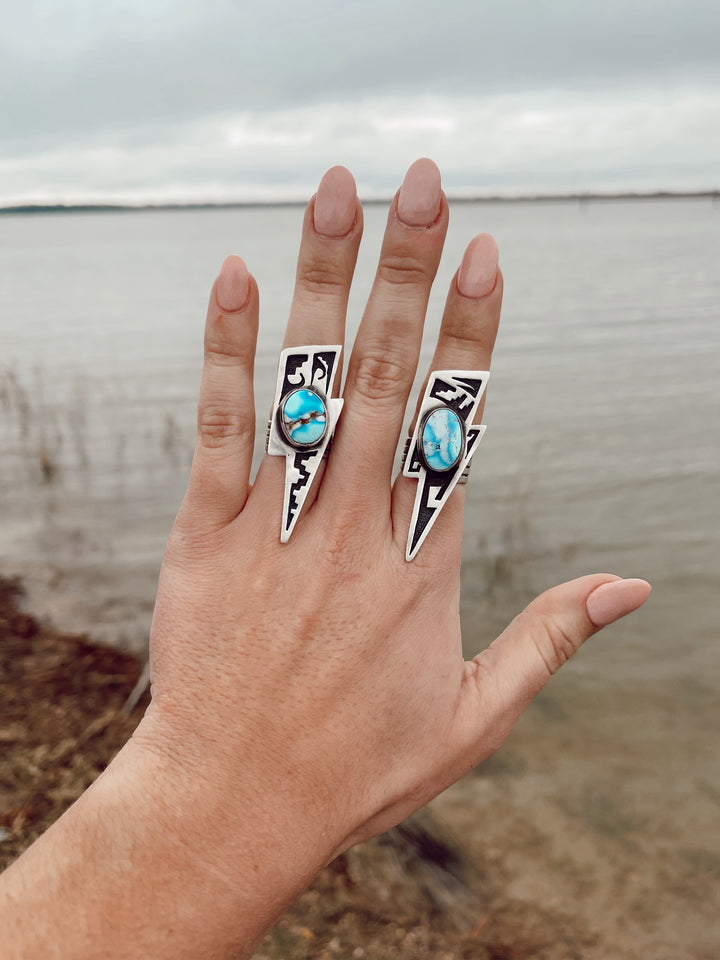 The Electric Cowboy Ring
