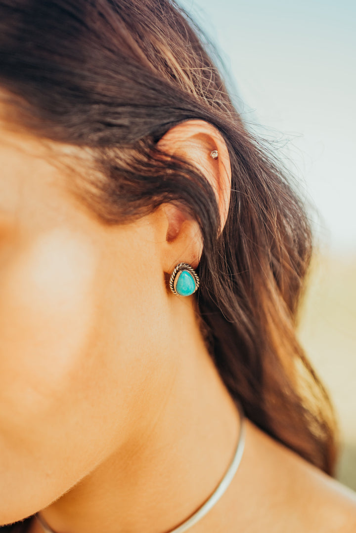The Jade Earrings