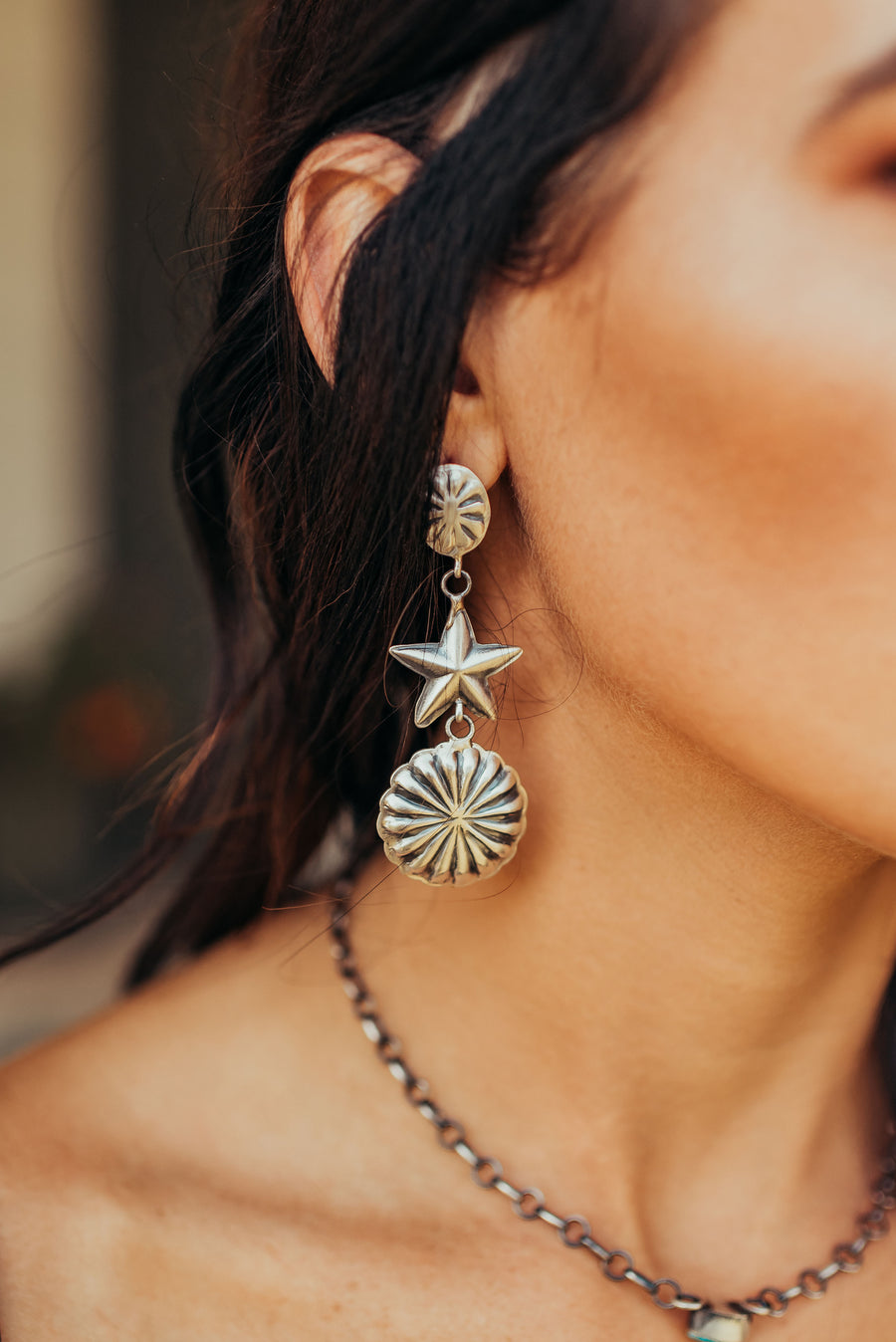 The Dawn Earrings