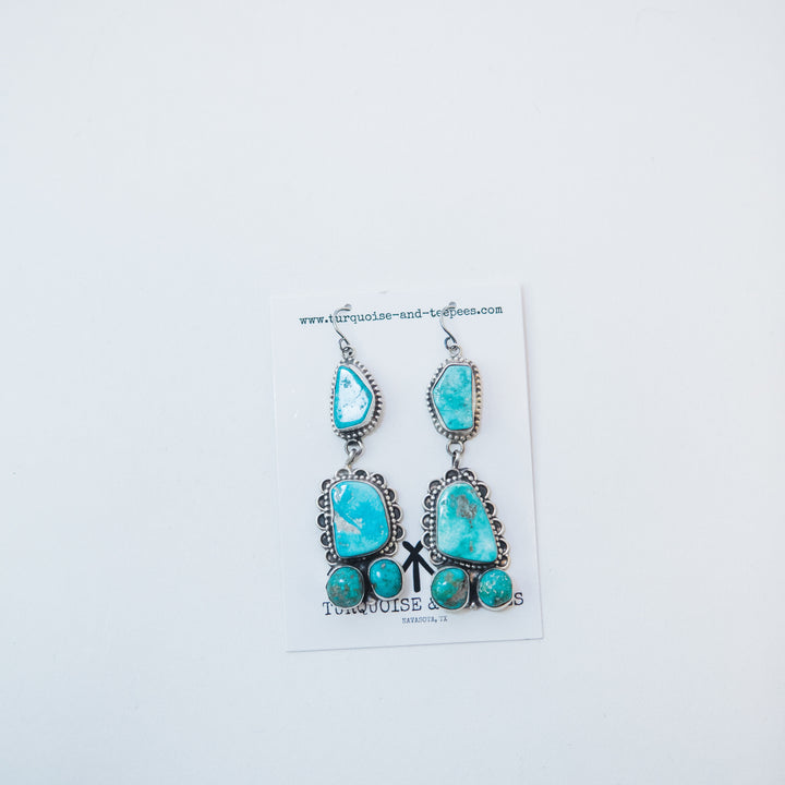 The Giselle Earrings